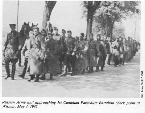 The 1st Canadian Parachute Battalion